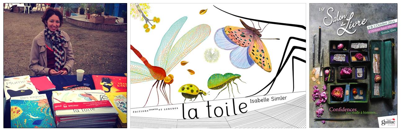 Prix du livre petite enfance de gaillac isabelle simler - Salon du livre gaillac ...