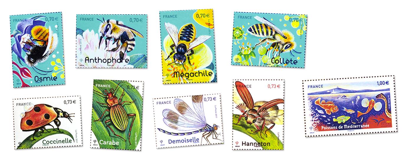 les-timbres